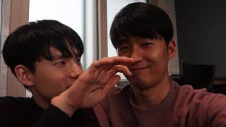 ENG 서울 여행 가기 전날 (Korean gay co…