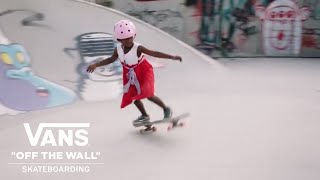 Kamali The Little Ripper From Mahabs | THIS IS OFF THE WALL | VANS