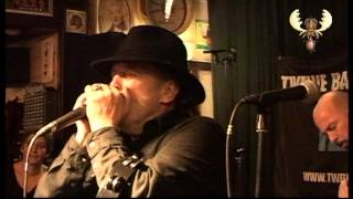The Twelve Bar Bluesband - the Thrill is gone -  live at bluesmoose Café