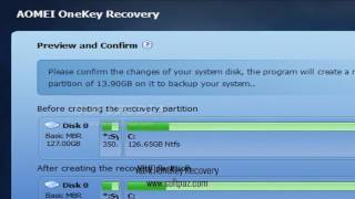 AOMEI OneKey Recovery Windows Download