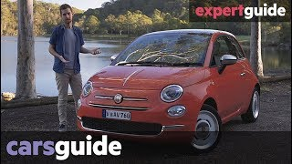 Fiat 500 2018 review: Top 5 reasons to buy
