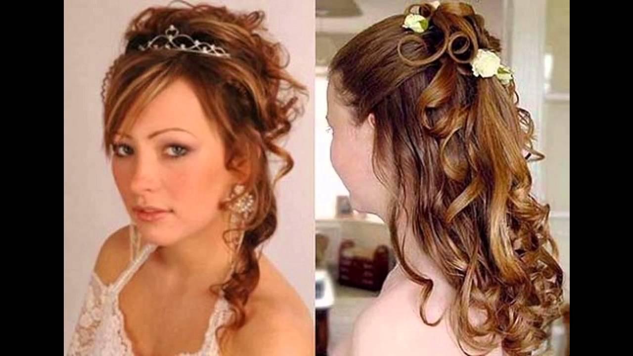 Peinados con ondas para ir de boda