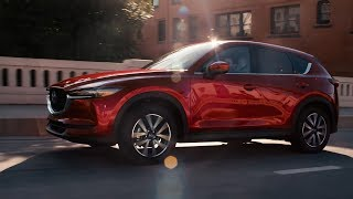 The All-New Mazda CX-5: Joy in Motion