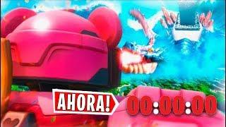 *12H* AHORA EVENTO DE LA BATALLA FINAL MEGA ROBOT VS BESTIA HOY LLEGA EL FIN en FORTNITE DIRECTO