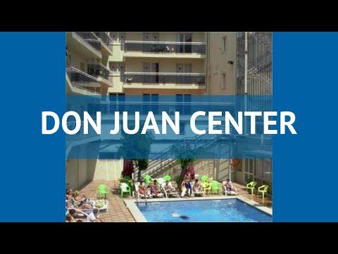 DON JUAN CENTER 2* Испания Коста Брава обзор – отель ДОН ЖУАН ЦЕНТР 2* Коста Брава видео обзор