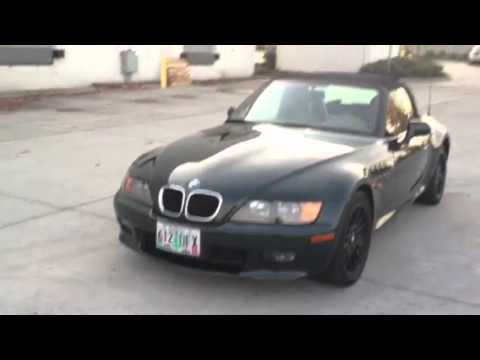 Bmw Z3 Modified Tastefully For Sale Cheap 5 Speed In