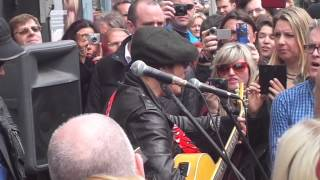 Adam Ant - Never Trust A Man With Egg On His Face - acoustic Rough Trade West, April 19th 2014