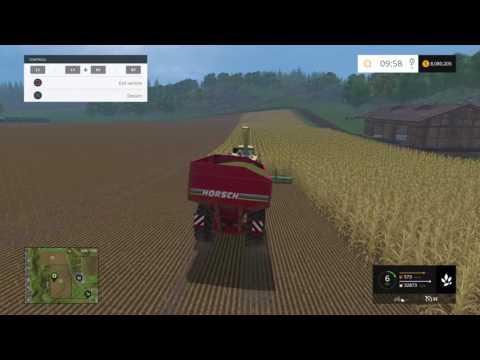 Farming Simulator 15 - Corn and Chaff