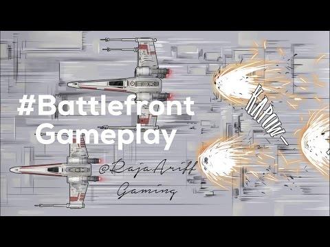#Battlefront Broadcast #13 Fighter Squadron 1080p 60fps