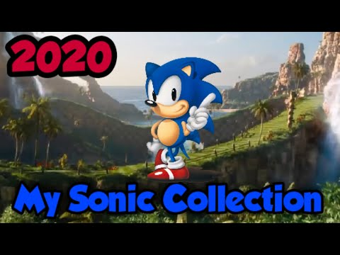 My Sonic Collection - 2020