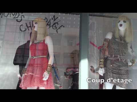 Betsey Johnson Styles The Windows At Macy's #DressMeBetsey