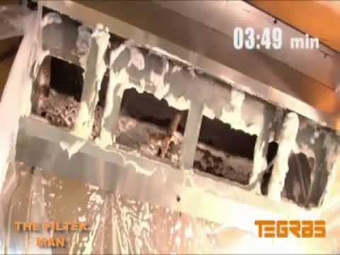 Como limpiar una campana extractora industrial youtube - Limpiar campana extractora ...