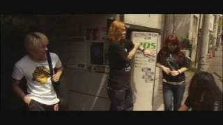 The band members appeared as extras in the live-action adaptation o...