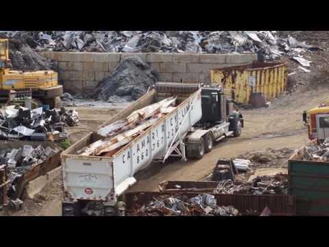 Debris Removal | Hartford, CT – Calamari Recycling Co.