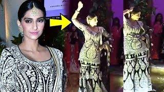 Sonam Kapoor Dance Video LEAKED At Saudamini Mattu Wedding
