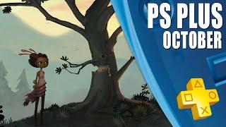 PlayStation Plus UK - October 2015