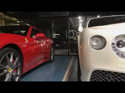 Moscow Dream Cars прокат премиум авто