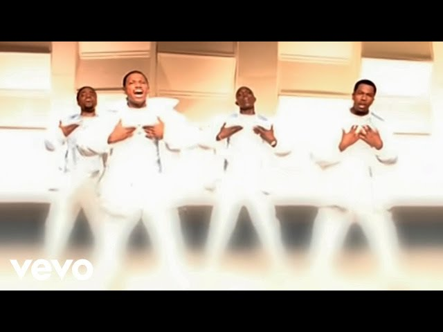 Blackstreet - Don't Leave Me (Official Video)