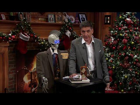Late Late Show with Craig Ferguson 12/5/2012 Cheryl Hines, Peter Sagal, Richie Sambora