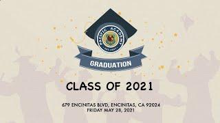 PAE Class of 2021 Graduation