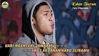 Fery - Edan Turun _ Hip Hop Jawa   |   (Official Video)   #music