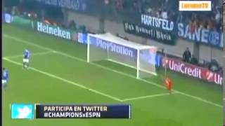 Gols Schalke 04-ALE 2 x 3 Galatasaray-TUR