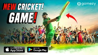 NEW Cricket Game! Finally T20 Cricket World Cup Game On Gamezy   Android & iOS Mobile! screenshot 1