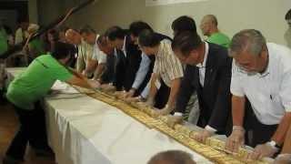 2012.9.1 日本そばサミット in 鹿沼2012 ニューサンピア栃木.