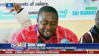 Kogi APC Youths Show Support For Buhari, Bello
