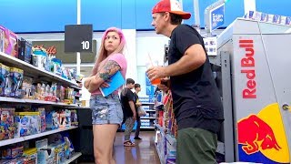 farting-at-walmart-while-making-eye-contact-with-people-the-pooter