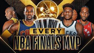 EVERY NBA FINALS MVP (1969-2021) | Jordan, Kareem, Kobe, LeBron \u0026 MORE 🏆