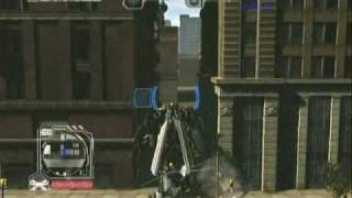 Transformers Revenge of the Fallen Multiplayer Gameplay: Grindor
