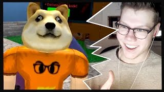 I AM DOGE | ROBLOX MM2