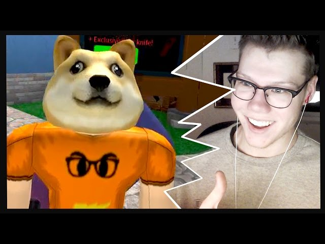 I am Doge? {Roblox} - YouTube Gaming