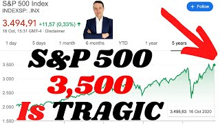 Don't FEAR A Stock Market CRASH, fear an INVESTING TRAGEDY!