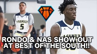 Ronaldo Segu & Nassir Little SHOW OUT in Atlanta!! | Best of the South Highlights