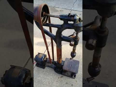 Buffalo Forge Camelback Drill Press