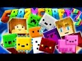 Minecraft Crazy Craft 3: Epic Inventory Pet - Speed Race! #46
