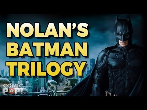 THE NOLAN BATMAN TRILOGY | The Elseworlds Exchange Podcast