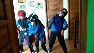 Parodi ninja dumpla