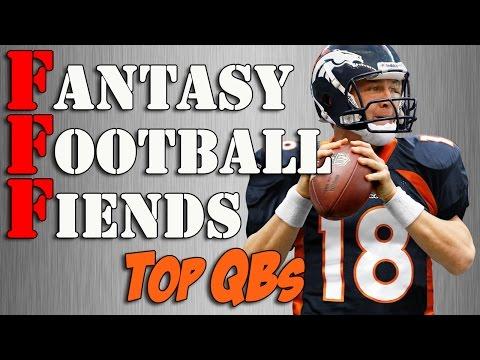 2014 Fantasy Football Quarterback Rankings