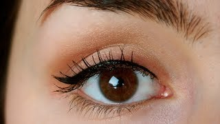 How To Apply Eyeliner Like a PRO! Simple and Quick Makeup Tutorial! thumbnail