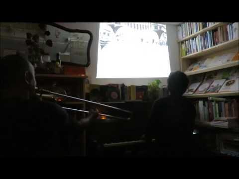 Cine mudo musicalizado en vivo, edición 2017.