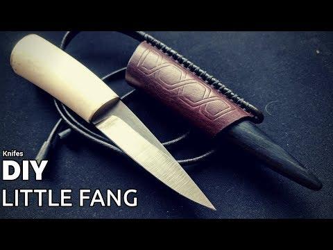 Knife Making - Little Fang