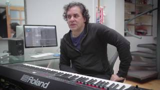 Peter Gordeno's Impression of the Roland RD-2000