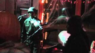 Bicycle Army Live, Raspberry Beret-Halloween 2010
