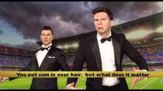 Spitbattle Ronaldo versus Messi
