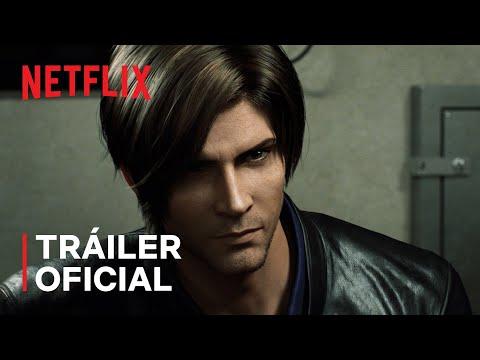 Resident Evil: Oscuridad infinita (EN ESPAÑOL)   Tráiler oficial   Netflix