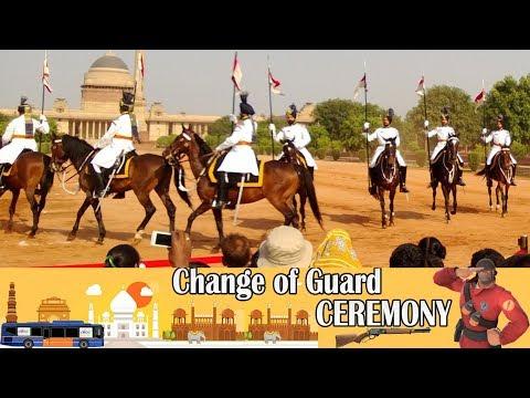 Change of Guard Ceremony, Rashtrapati Bhawan - 4