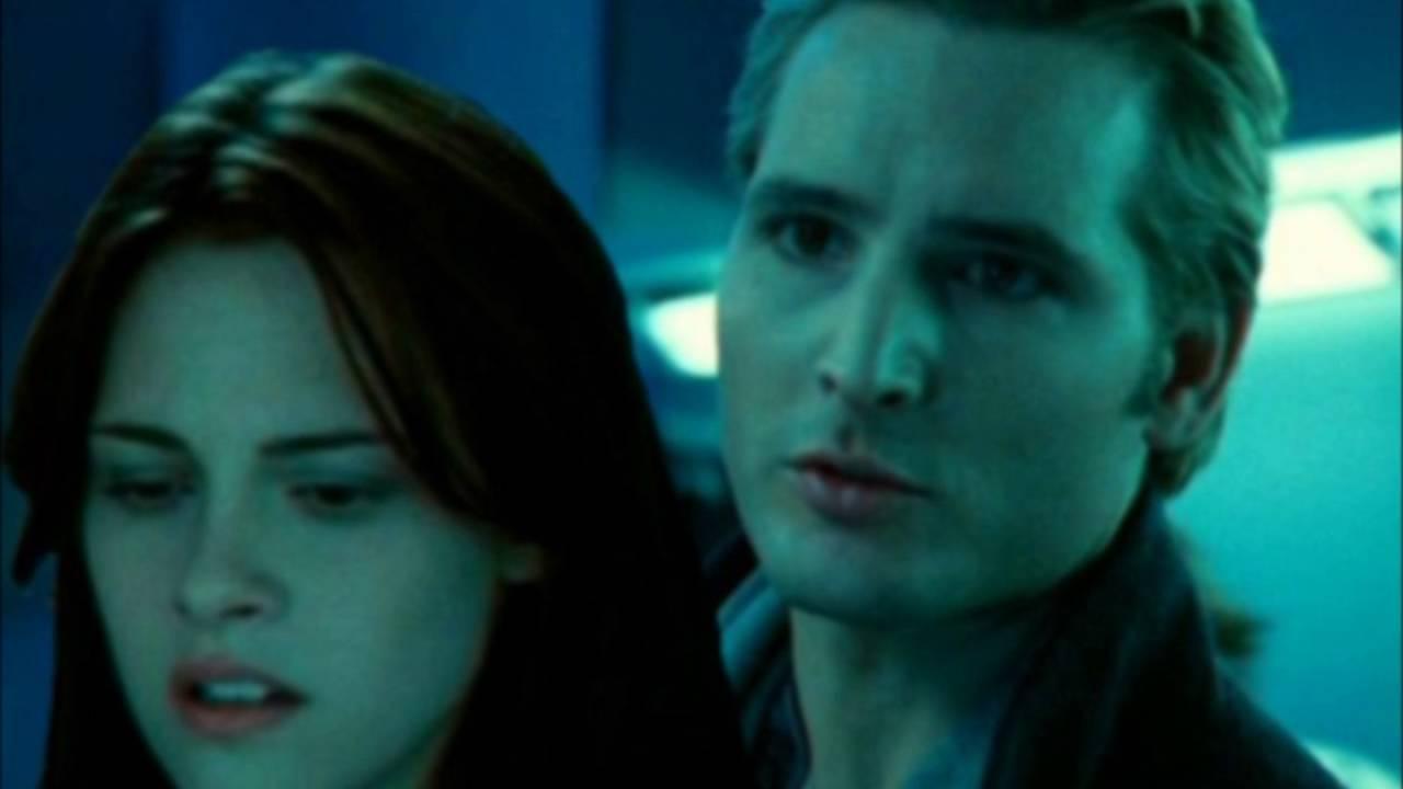 Twilight - Carlisle and Bella